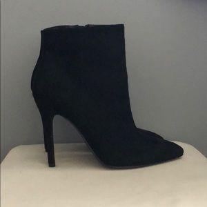 8.5 black stilettos from Nordstrom